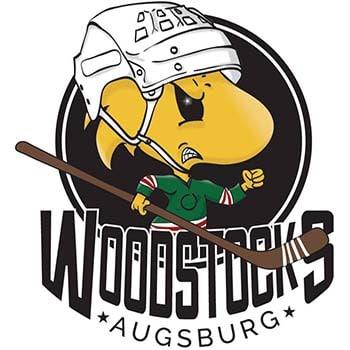 Eishockey-Verein EG Woodstocks Augsburg Logo